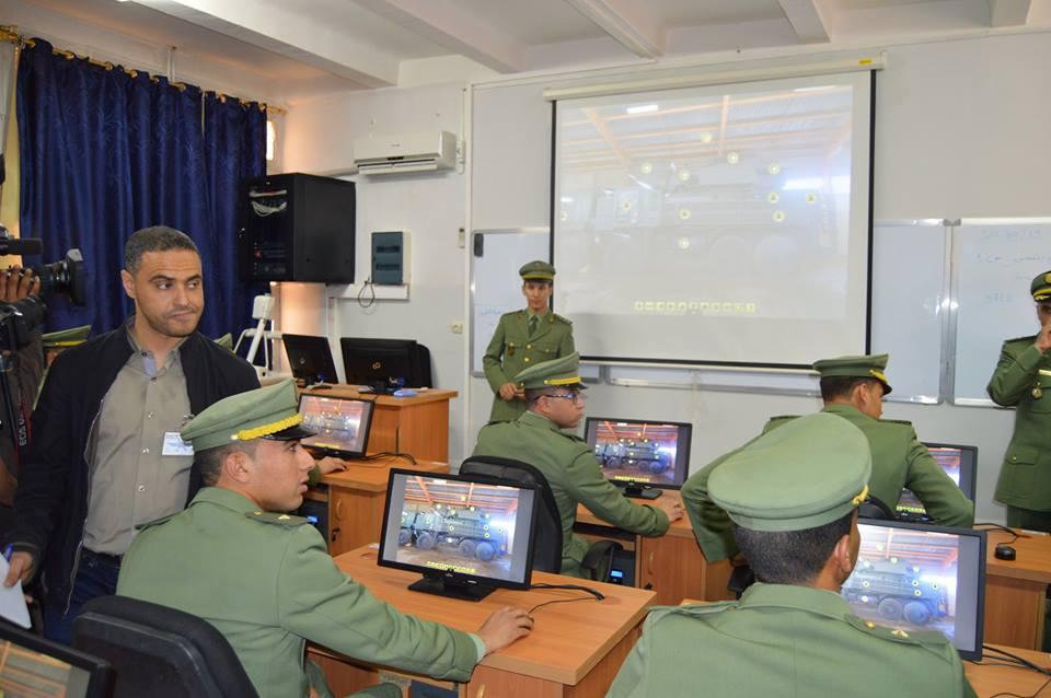 القوات البرية الجزائرية [ Pantsyr-S1 / SA-22 Greyhound ]   33365046353_772dc44d53_o