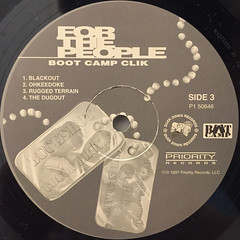 BOOT CAMP CLIK:FOR THE PEOPLE(LABEL SIDE-C)