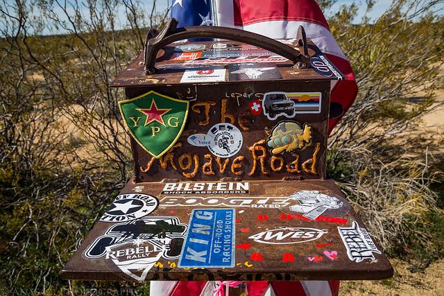 Mojave Mailbox