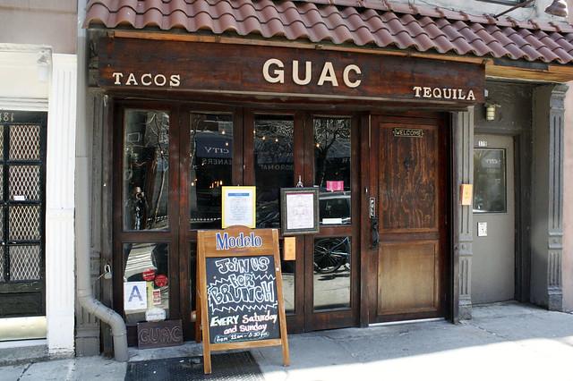 GUAC Brunch