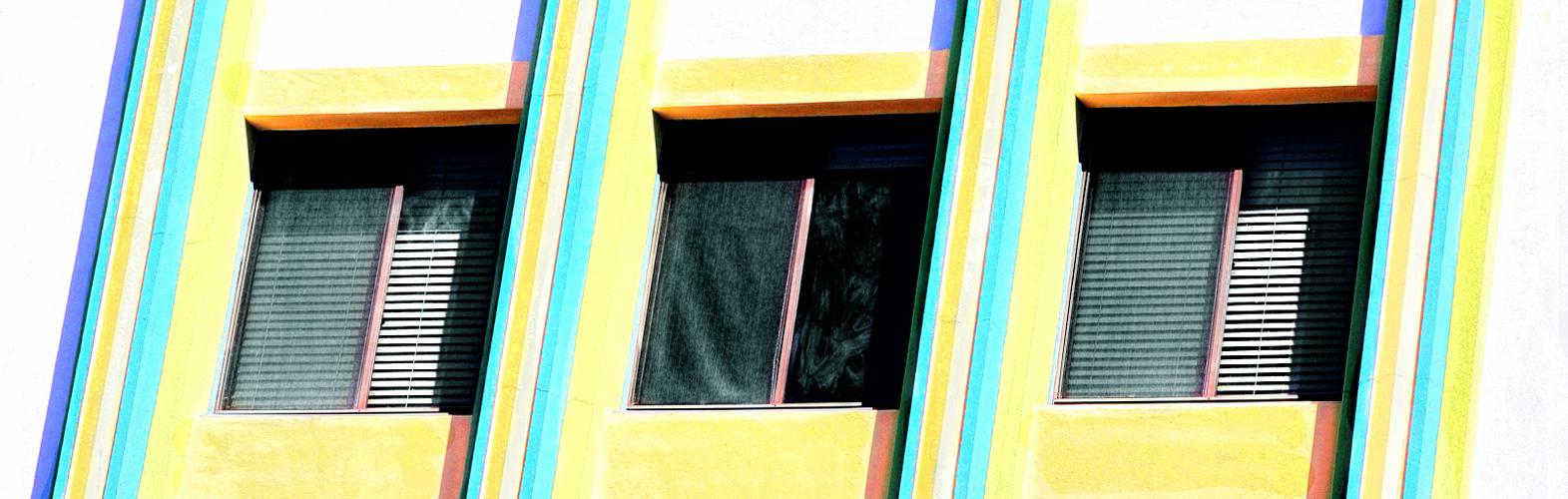 Oceanfront Windows