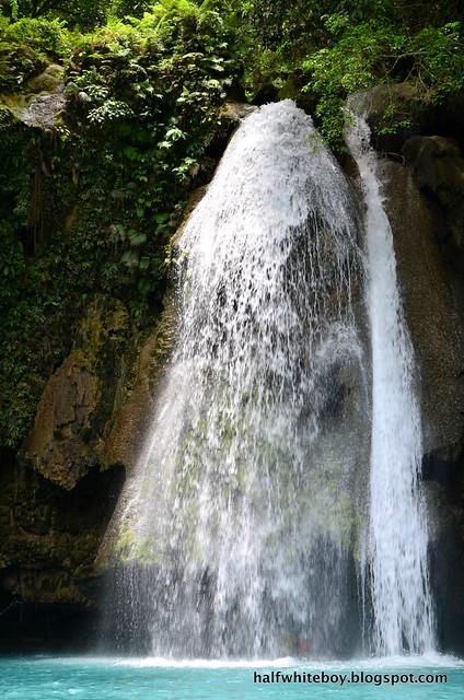 halfwhiteboy - kawasan falls, badian, cebu 20
