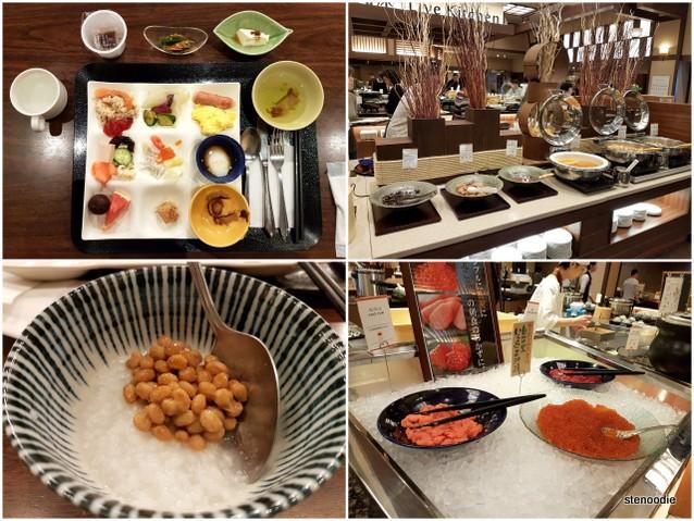 Shiretoko Grand Hotel Kitakobushi breakfast