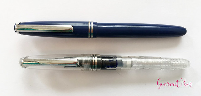 Review: @FPRevolution Guru Fountain Pen - Steel Flex Nib Pen for Beginners 2