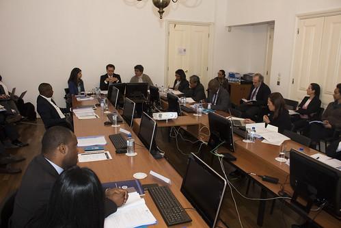 V Reunião Técnica dos Pontos Focais da Ciência, Tecnologia e Ensino Superior da CPLP