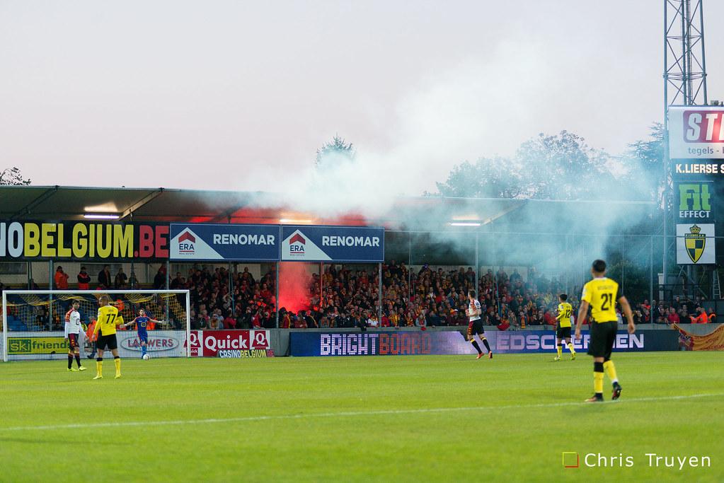 K Lierse SK - KV Mechelen