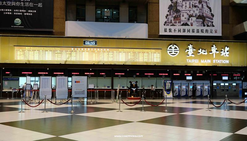 TRA Taiwan 2