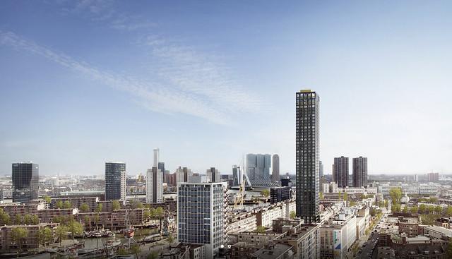 Baantower Rotterdam