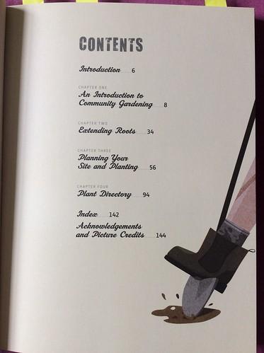 The Community Gardening Handbook: Contents