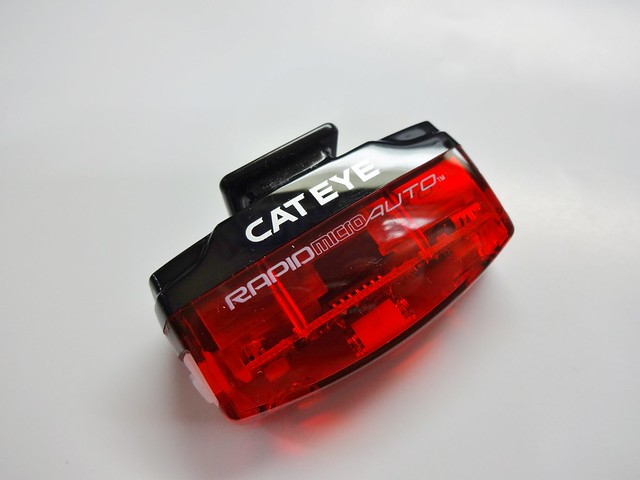 CAT EYE TL-AU620-R RAPID micro AUTO #4
