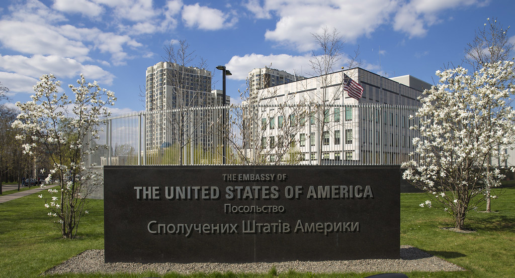 Image result for U.S. Embassy in Kyiv
