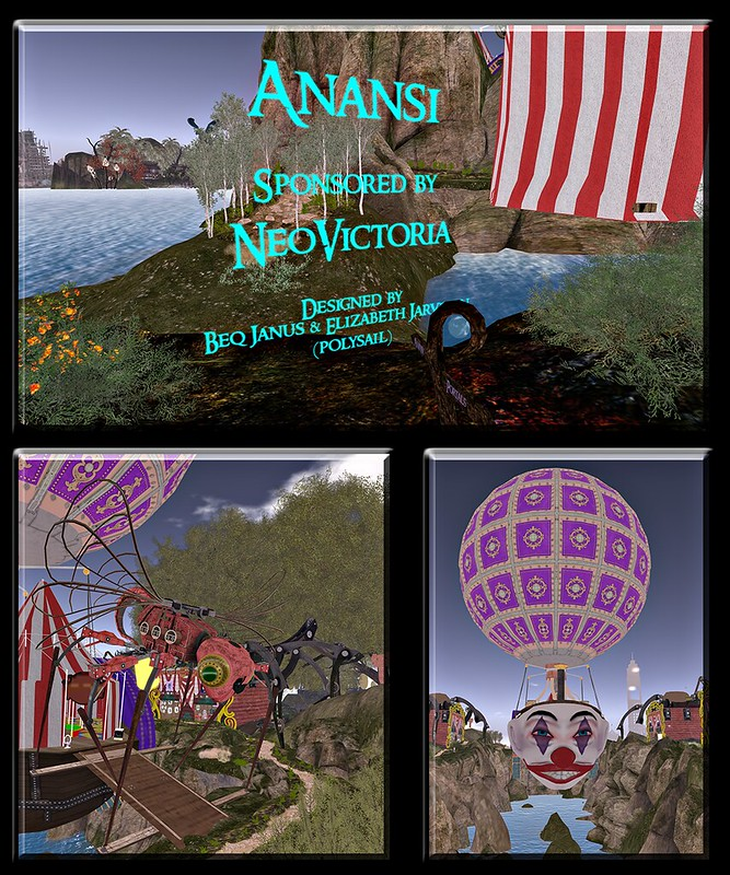 Fantasy Faire Sim Exploring