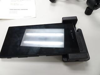夾 Xperia Z5 Premium 很勉強