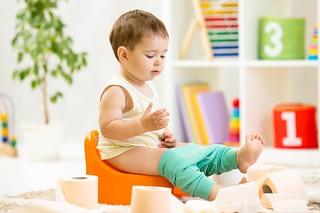 Как приучить ребенка к горшку: советы родителям