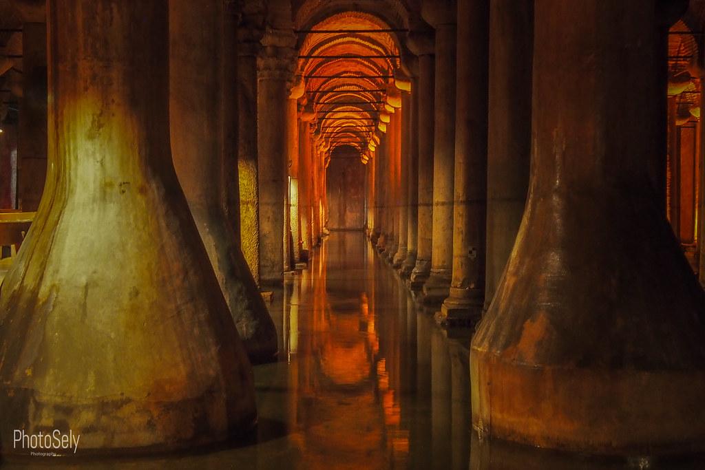 Cisterna Basilica / Yerebatan Sarnıcı