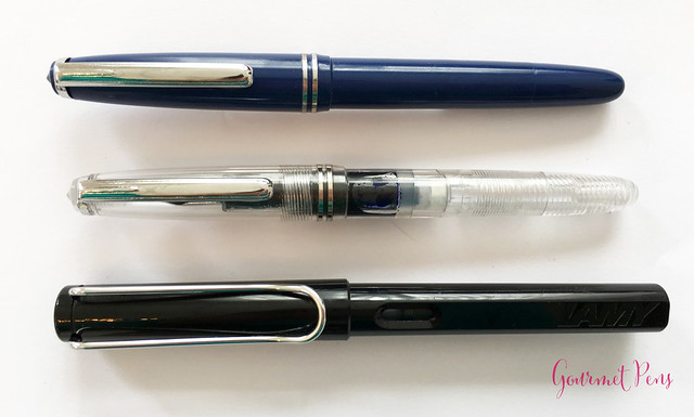 Review: @FPRevolution Guru Fountain Pen - Steel Flex Nib Pen for Beginners 3