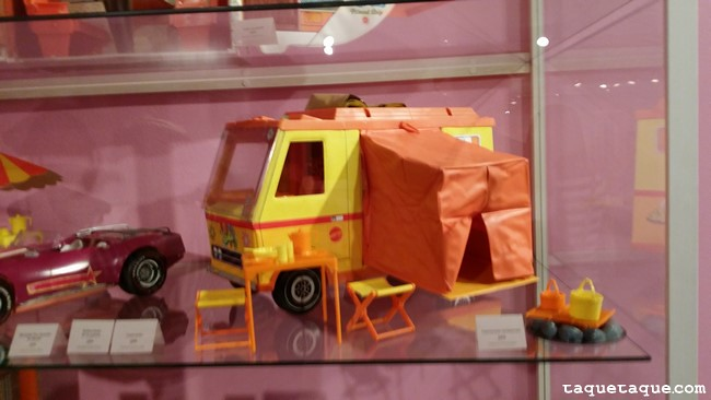 Barbie Camper Van (1970)
