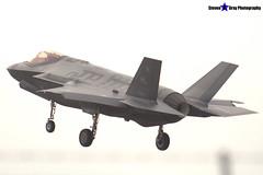 14-5091 HL - AF-092 - USAF - Lockheed Martin F-35A Lightning II - Lakenheath, Suffolk - 170420 - Steven Gray - IMG_5026