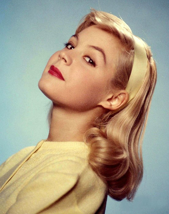 Sandra Dee 1950s Film Star Vintage Flickr - 1960S Hairstyles