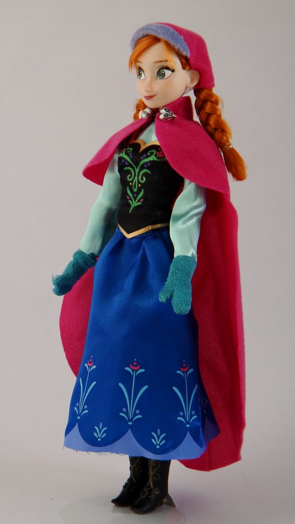 Anna 11 Doll Elsa And Anna Doll Set Frozen D23 Dis