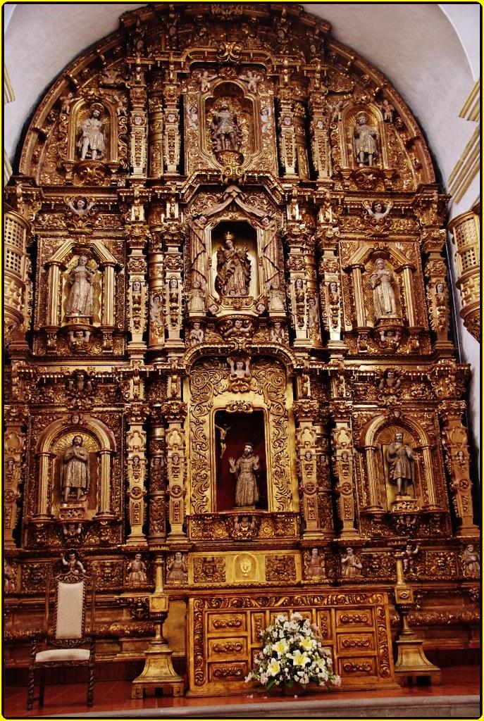 Templo San Francisco Tercera Orden Atrio Catedral Cuerna