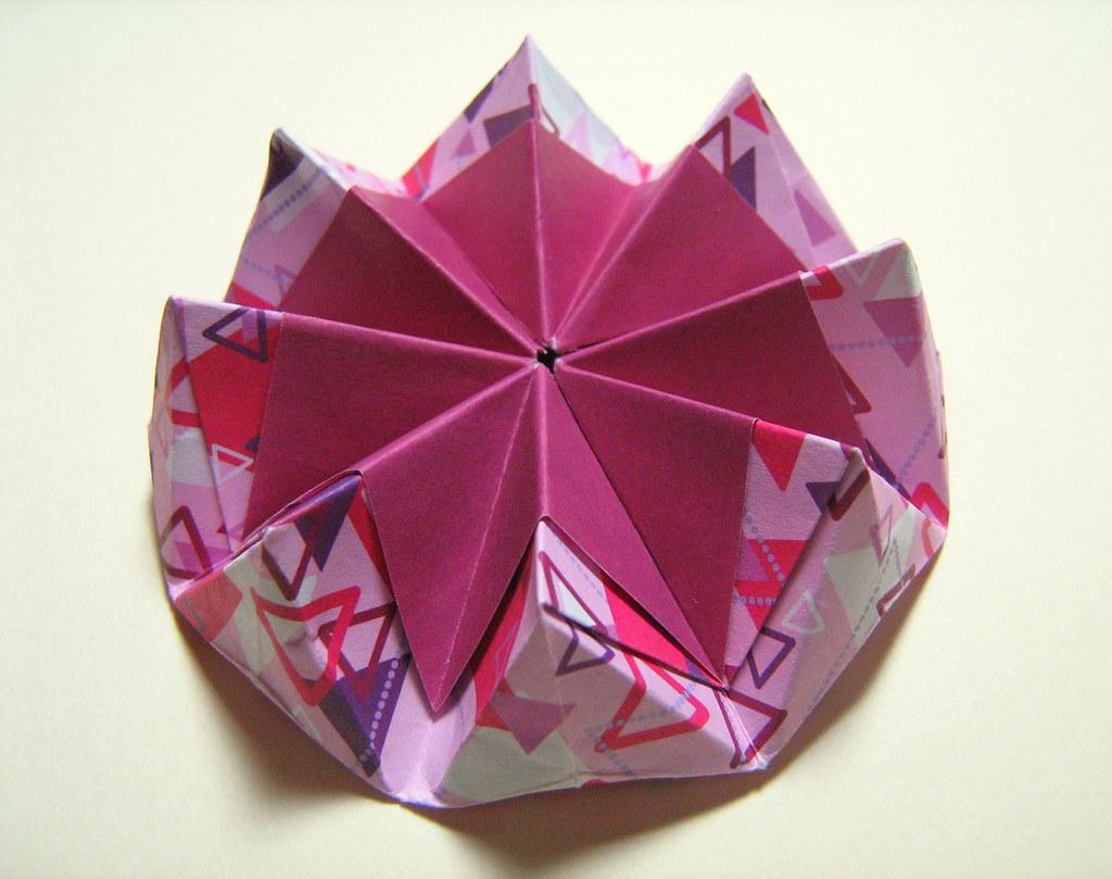 Origami flower cut hard boiled egg toshikazu kawasaki flickr origami flower cut hard boiled egg toshikazu kawasaki by lou pearson mightylinksfo