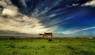 Old Cottage by the Loch | by grayeme