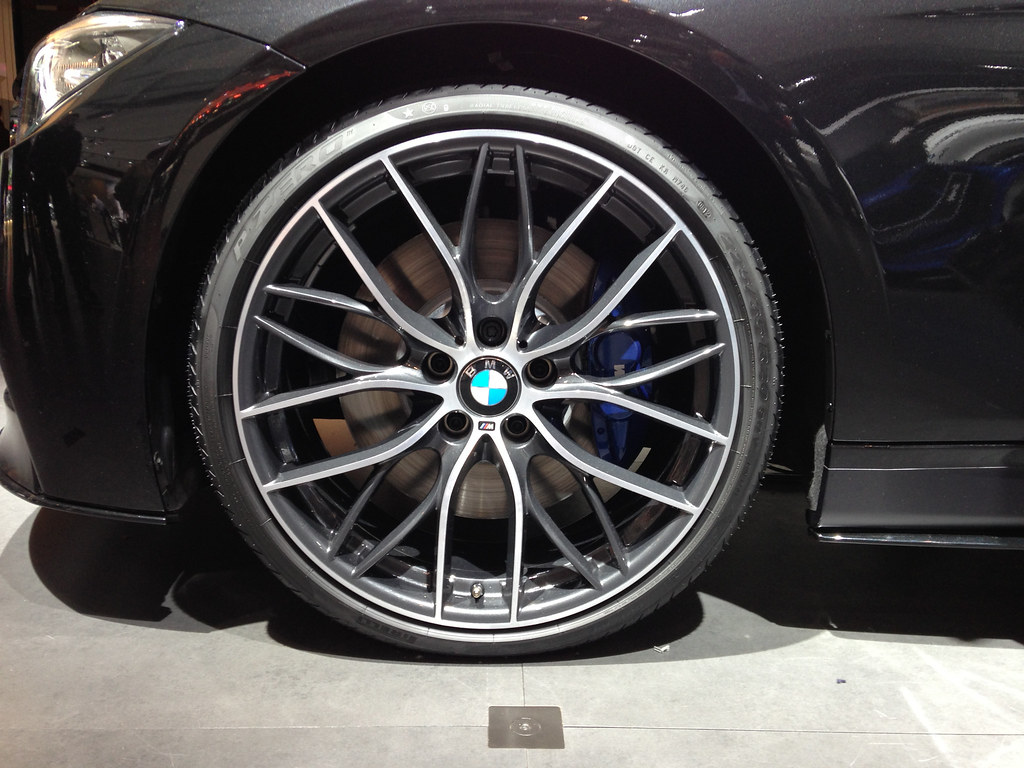 Bmw 405m M Performance Wheel Dennis Bevers Flickr
