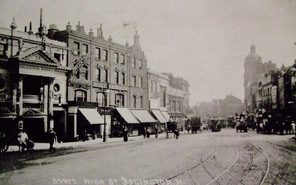 City Arms Buildings Islington
