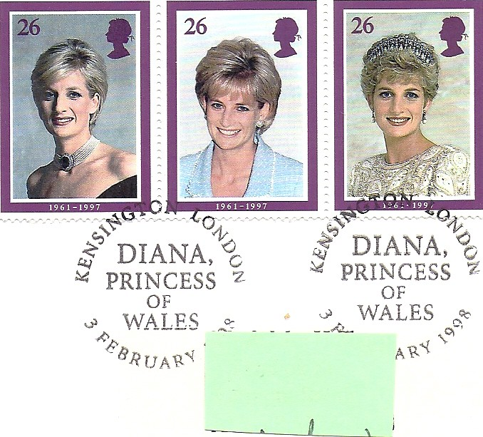 Diana Princess Of Wales 1991 1997 Kensington London 3 Febr Flickr