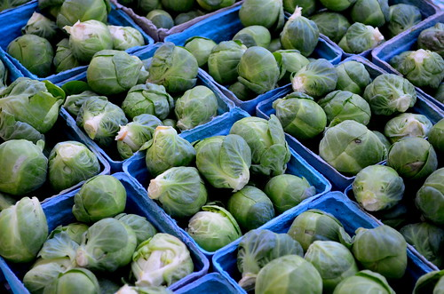 Brussels Sprouts | by pjpink