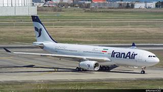 A330 Iran Air
