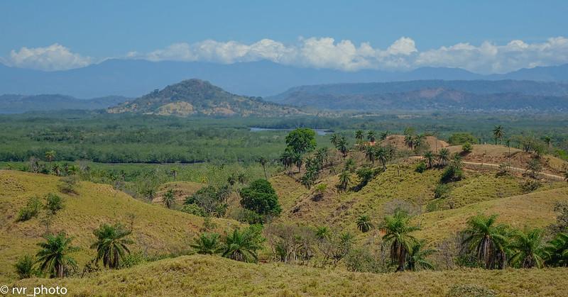 Campo en Boca Chica, Chiriquí, Panamá