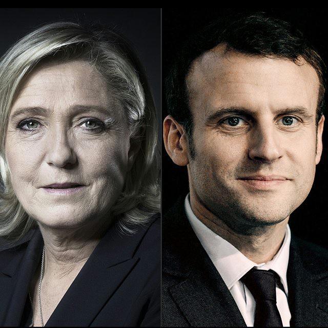 Présidentielle : Marine Le Pen et Emmanuel Macron loin devant François Fillon au 1er tour #Histoire & #Politique sur www.election-politique.com