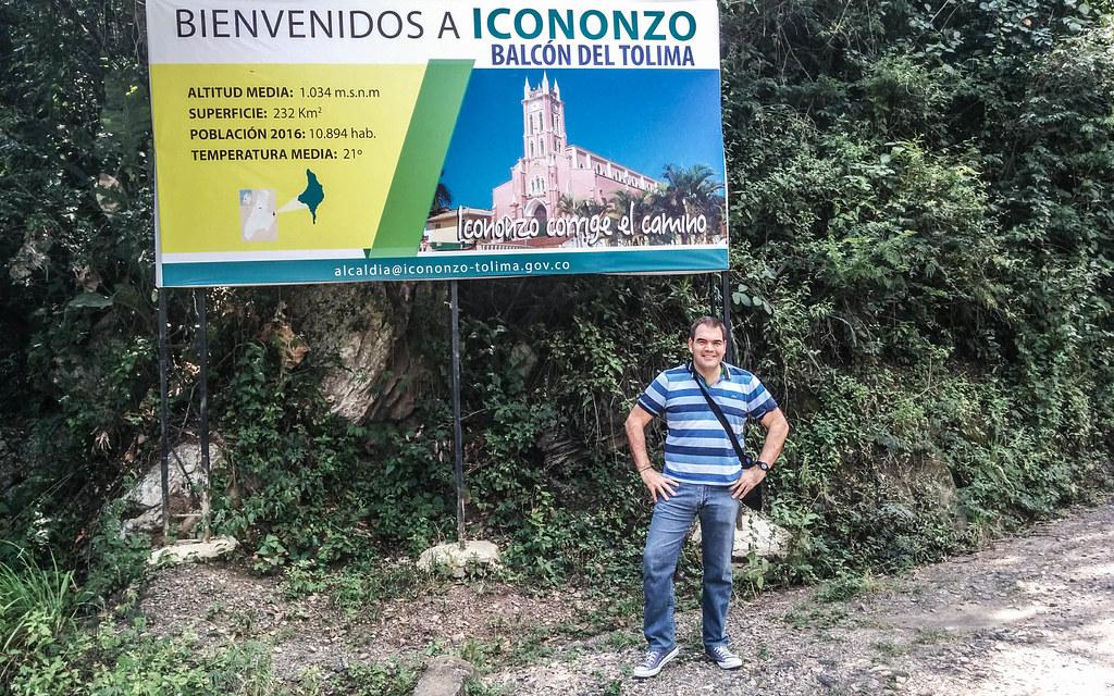Urko López-jornadas de paz en Colombia