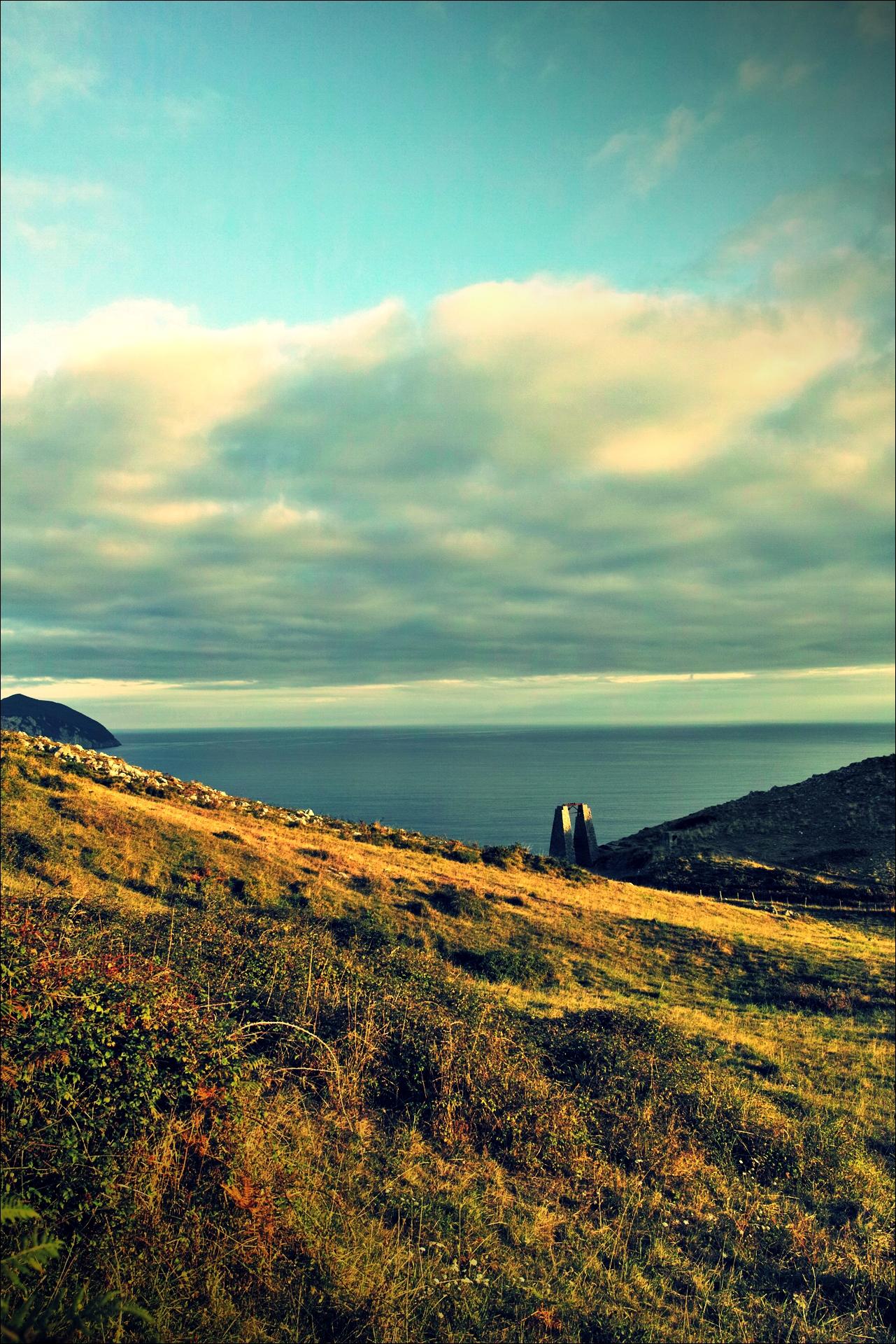 바다. 그리고 빛의 향연-'카미노 데 산티아고 북쪽길. 리엔도에서 산토냐. (Camino del Norte - Liendo to Santoña) '