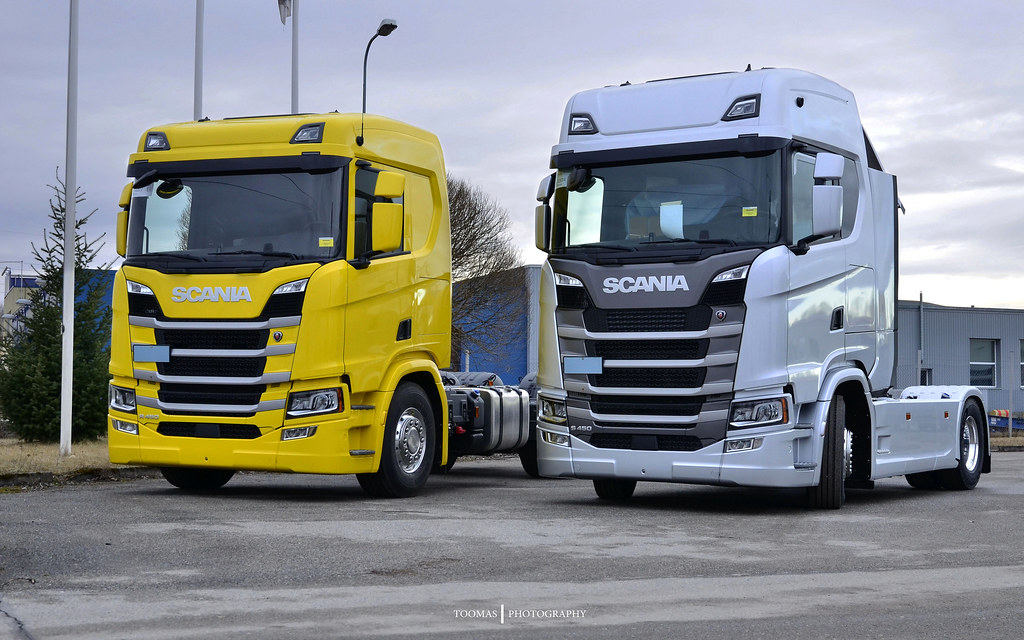 new scania r and s 2017 trucks and estonian roads flickr. Black Bedroom Furniture Sets. Home Design Ideas