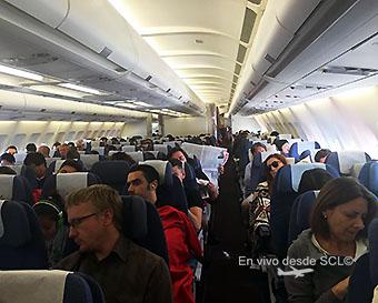 Iberia A340-300 old Economy Class (Martin Gonzalez)