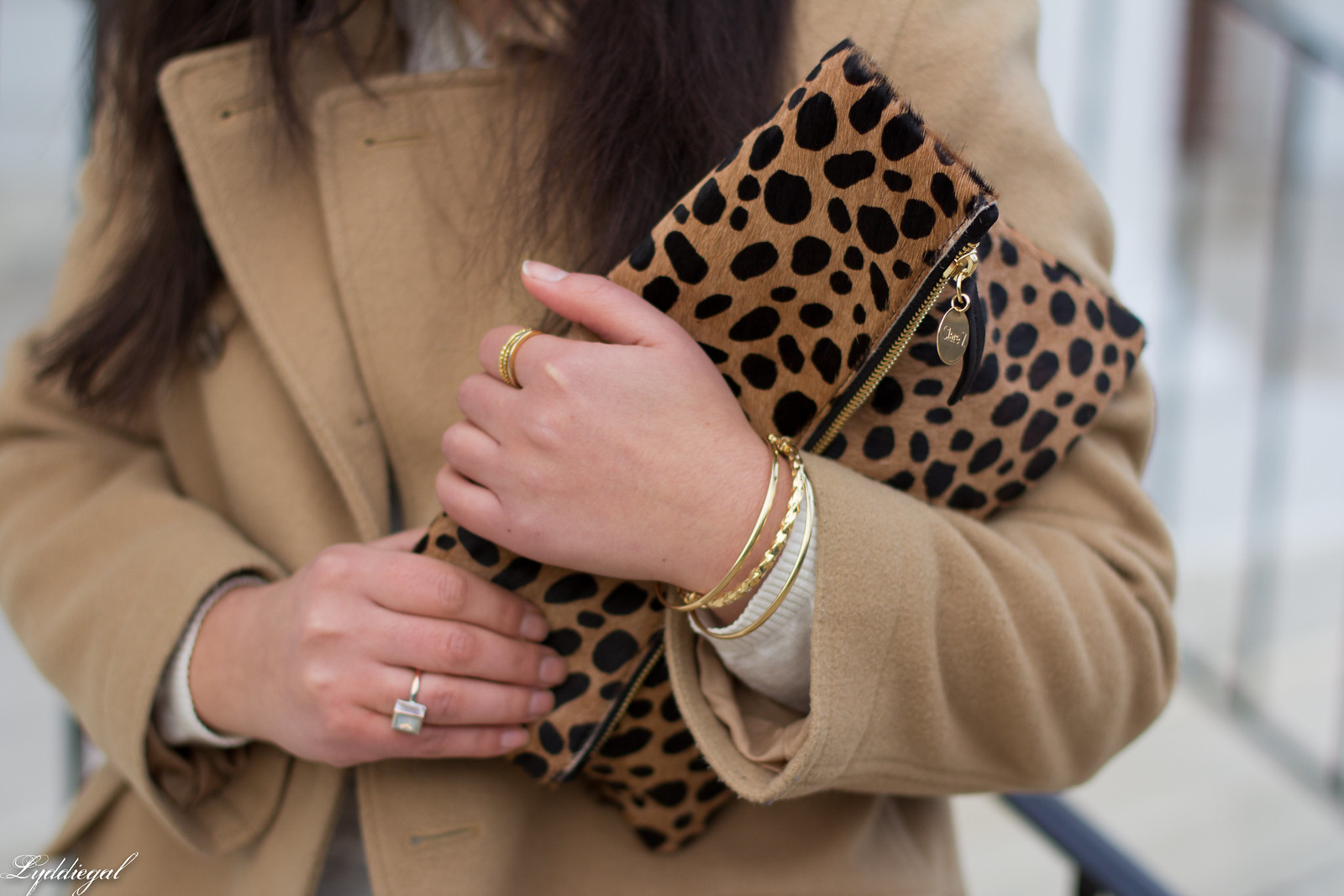 velvet pants, camel coat, silver pumps, leopard clutch-8.jpg