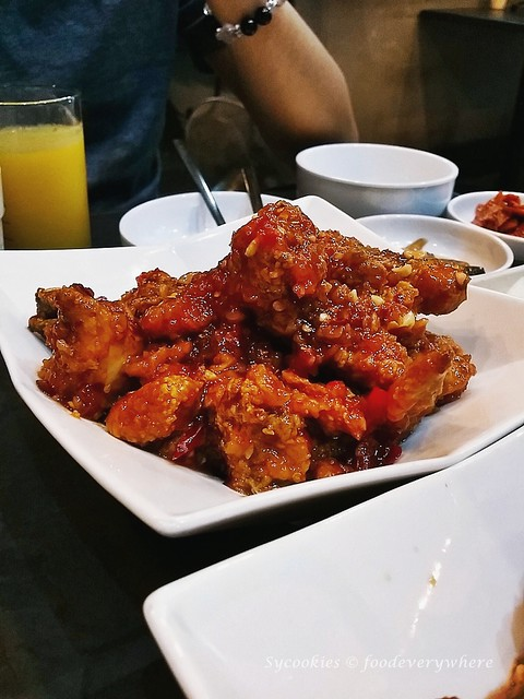 2.Korean Chicken House @ Solaris Mont Kiara