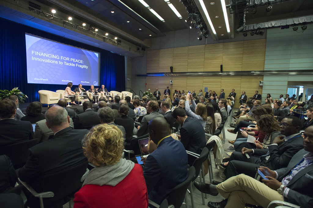 Financing For Peace: 2017 Spring Meetings