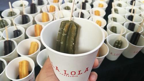 DavaoFoodTripS.com - Hola Amigos & Amigas... La Lola Churreria Opens at SM Lanang Premier!