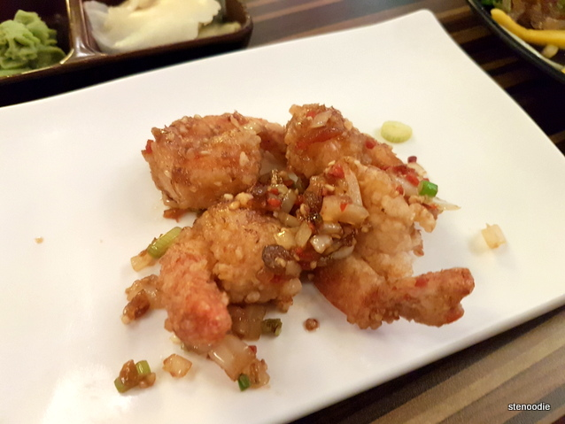 Typhoon Style Fried Shrimp