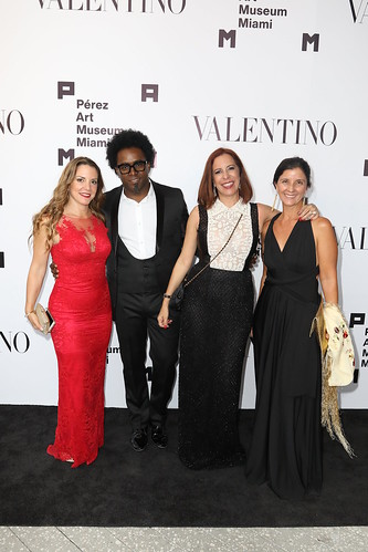Janet Cabada-Mendina, Alexandre Arrechea, Tanya Brillembourg Capriles & guest