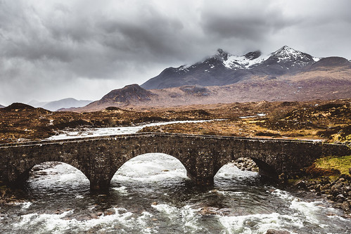 Old bridge at Sligachan | by Steffen Walther