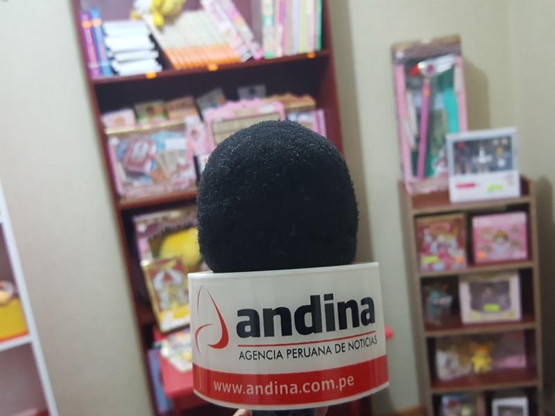 Cobertura Agencia Andina