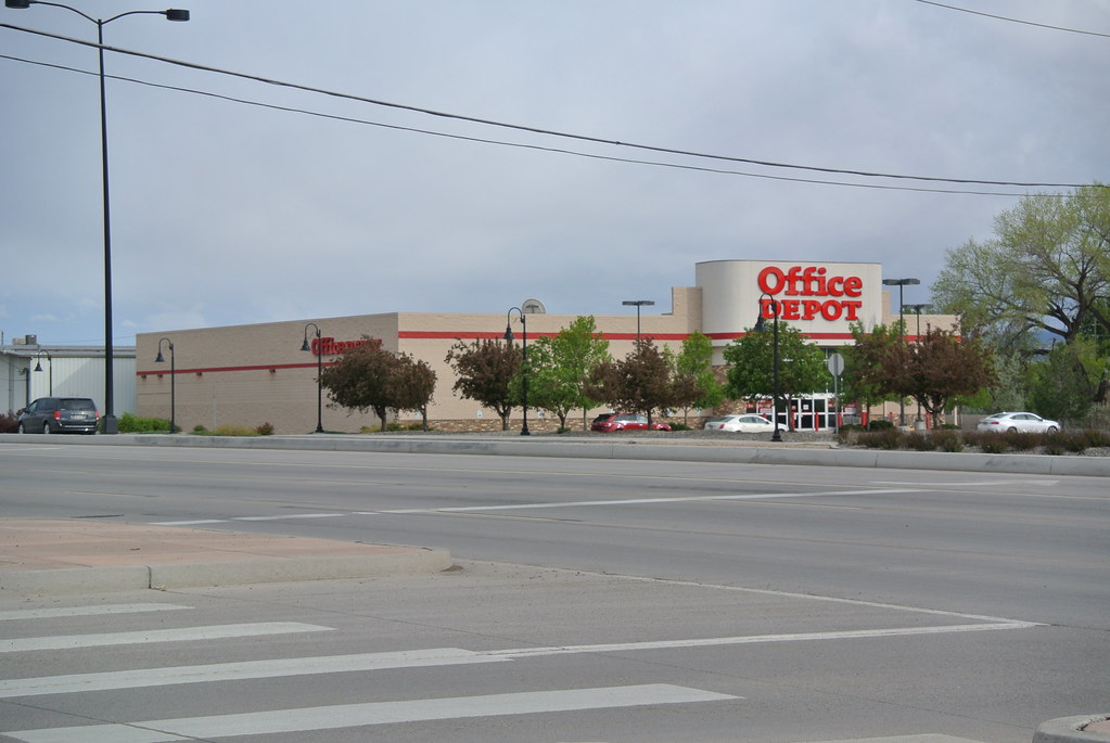 Charmant By Gameking3 Office Depot (Former Circuit City) Grand Junction CO. | By  Gameking3