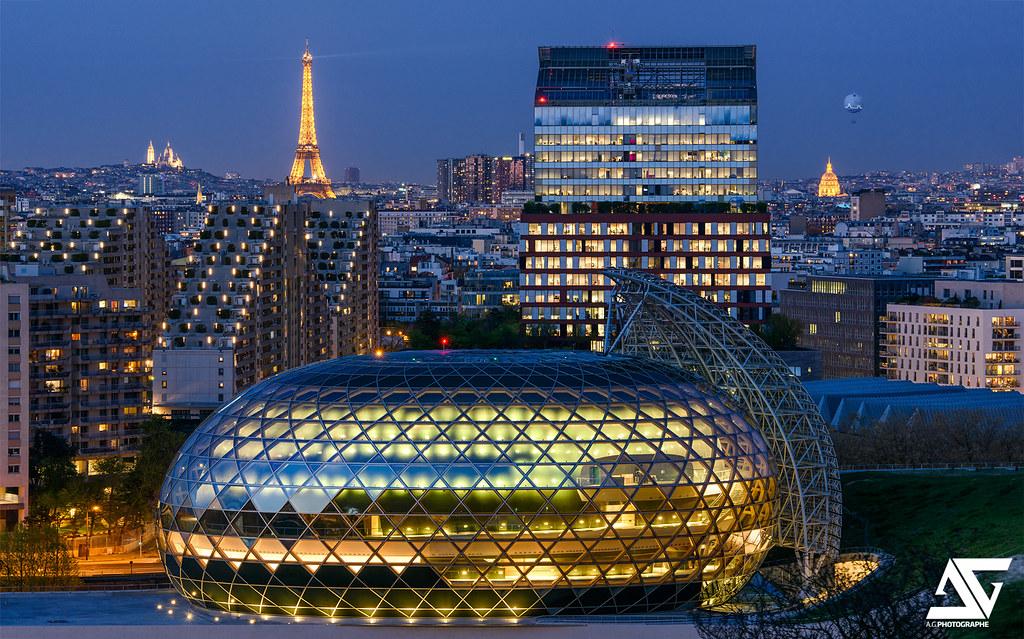 Paris sa seine musicale seine musicale paris france in flickr - Programme la seine musicale ...