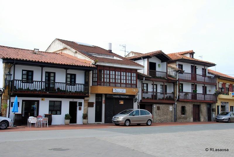 Casas típicas de Escalante, Cantabria