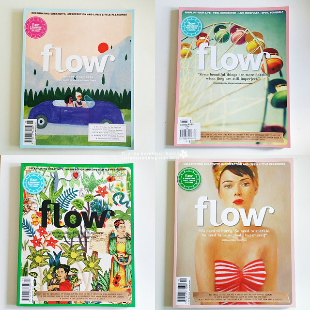 Flow magazines destash